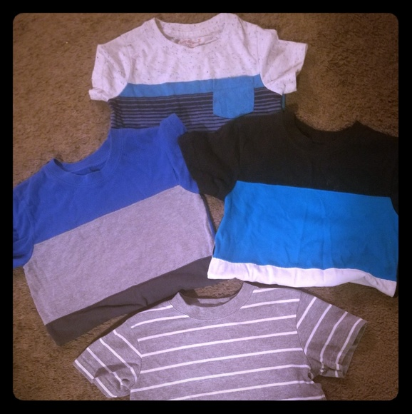 Garanimals Other - 4 size 3T  boys T shirts